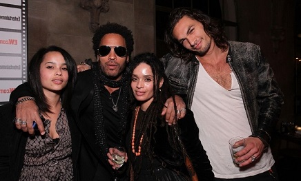 Lenny Kravitz Shares How He Feels About His Ex Wife S