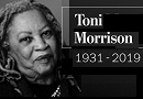 MXO 'The Arts Unplugged': Nobel Prize Winner Toni Morrison, One Of America's Greatest Writers, Has Died At 88!