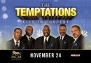 YOUR CHANCE TO WIN TICKETS TO SEE THE TEMPTATIONS@MGM NORTHFIELD PARK!
