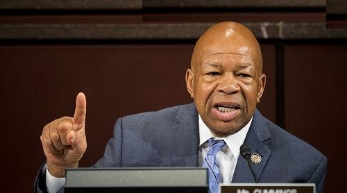 Powerful Democratic Congressman Elijah Cummings Has Died!