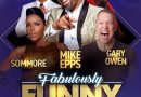 YOUR CHANCE TO WIN TICKETS TO THE FABULOUSLY FUNNY COMEDY FESTIVAL@THE WOLSTEIN CENTER