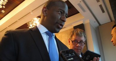 Andrew Gillum Enters Rehab For Alcoholism Following Miami Hotel Incident!
