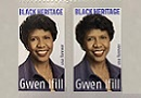 MXO 'The Arts Unplugged': US Postal Service Issues a Gwen Ifill Black Heritage Forever Stamp!