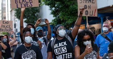 Study Finds Black Lives Matter Protests Didn't Lead To Growth In Coronavirus Cases!