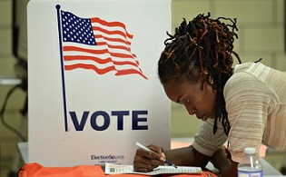 """Voter Registration Drive: The Power of Your Vote…It's Your Right; It's Your Life!"""""""