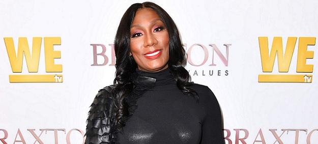 After Divorce, Towanda Braxton Says Ex 'Wasband' Doesn't See Their Children!
