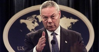 Colin Powell, A Former Secretary Of State, Dies At 84!